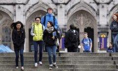 留学生成加拿大最有潜力移民 中国留学生达11万